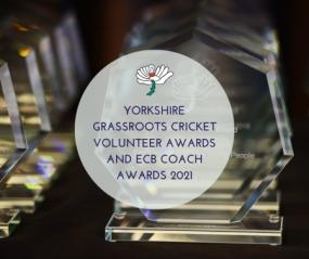 Yorkshire Grassroot Cricket & ECB Coaching Awards 2021