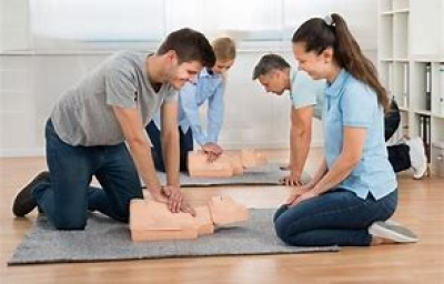 Next First Aid Course