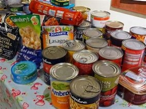 Calder Grove C.C. Food Bank Appeal