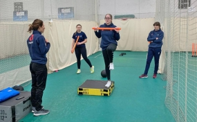 Study with the Yorkshire Cricket College