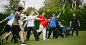 Disability Cricket Champion Club Funding