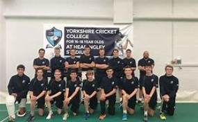 The Yorkshire Cricket College are Recruiting for 2020