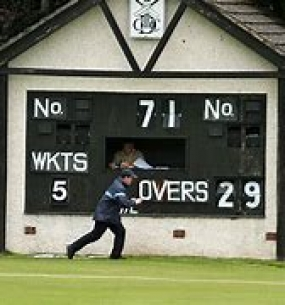 Cricket Scorer Classroom Course Guide